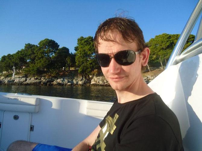 Andrus Nõmm foi preso nesta segunda-feira, 10 de fevereiro.