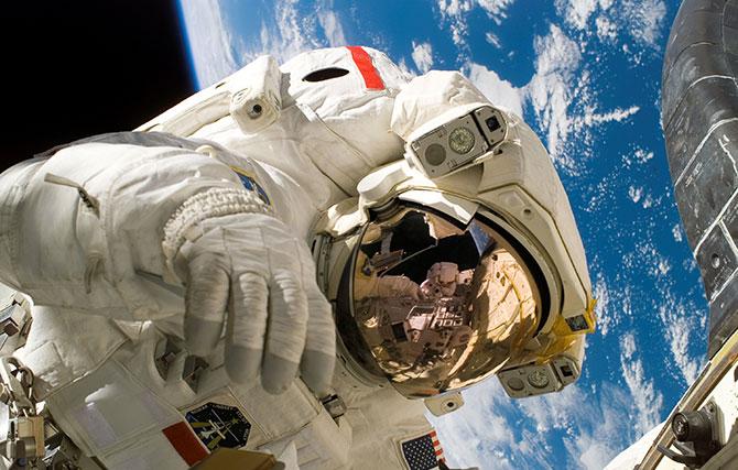 Neste momento somente 3 pessoas estão no espaço