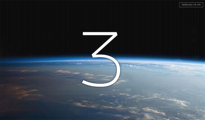 Site mostra quantos pessoas estão no espaço
