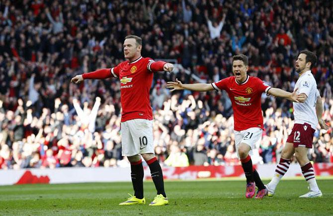 Manchester United ficou com o primeiro lugar do ranking (Imagem: Reprodução)