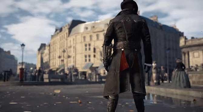 Syndicate se passa em Londres no século XIX (Imagem: Reprodução/Ubisoft)