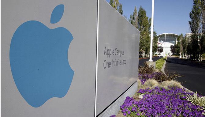 Sede da apple no Vale do Silicio (Imagem: Reprodução)