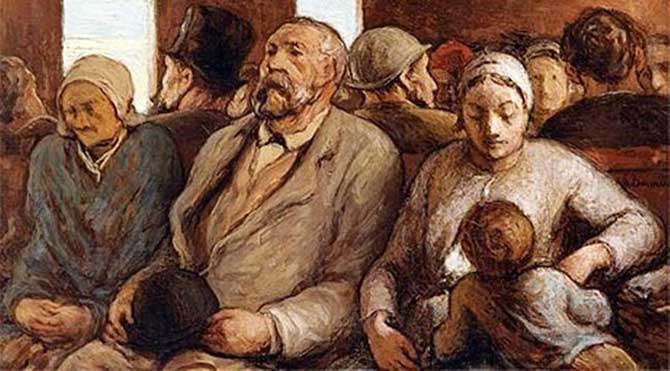 Honore Daumier : Realismo