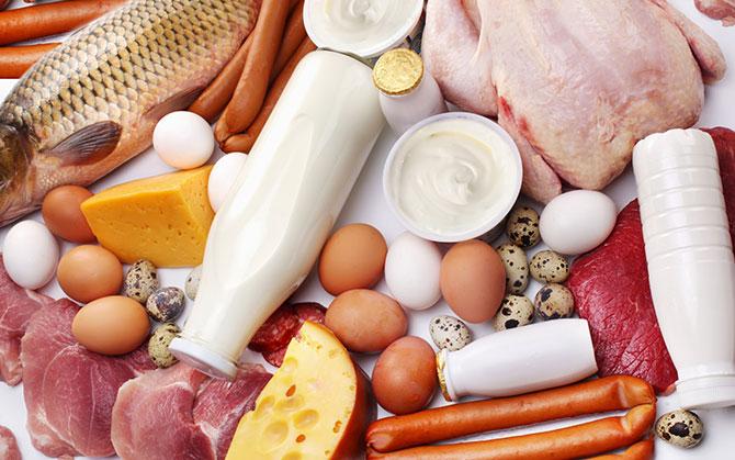 A proteína é um dos nutrientes responsáveis pela boa saúde de nossos músculos (Imagem: Reprodução)