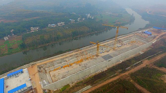 Construção teve início no mês passado (Imagem: Reprodução)